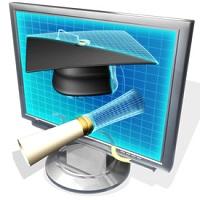 online education 3d